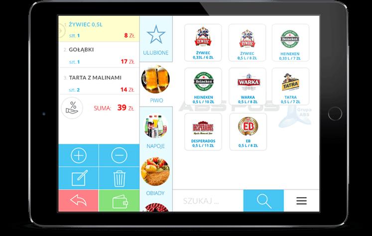 Oprogramowanie do gastronomii mobile