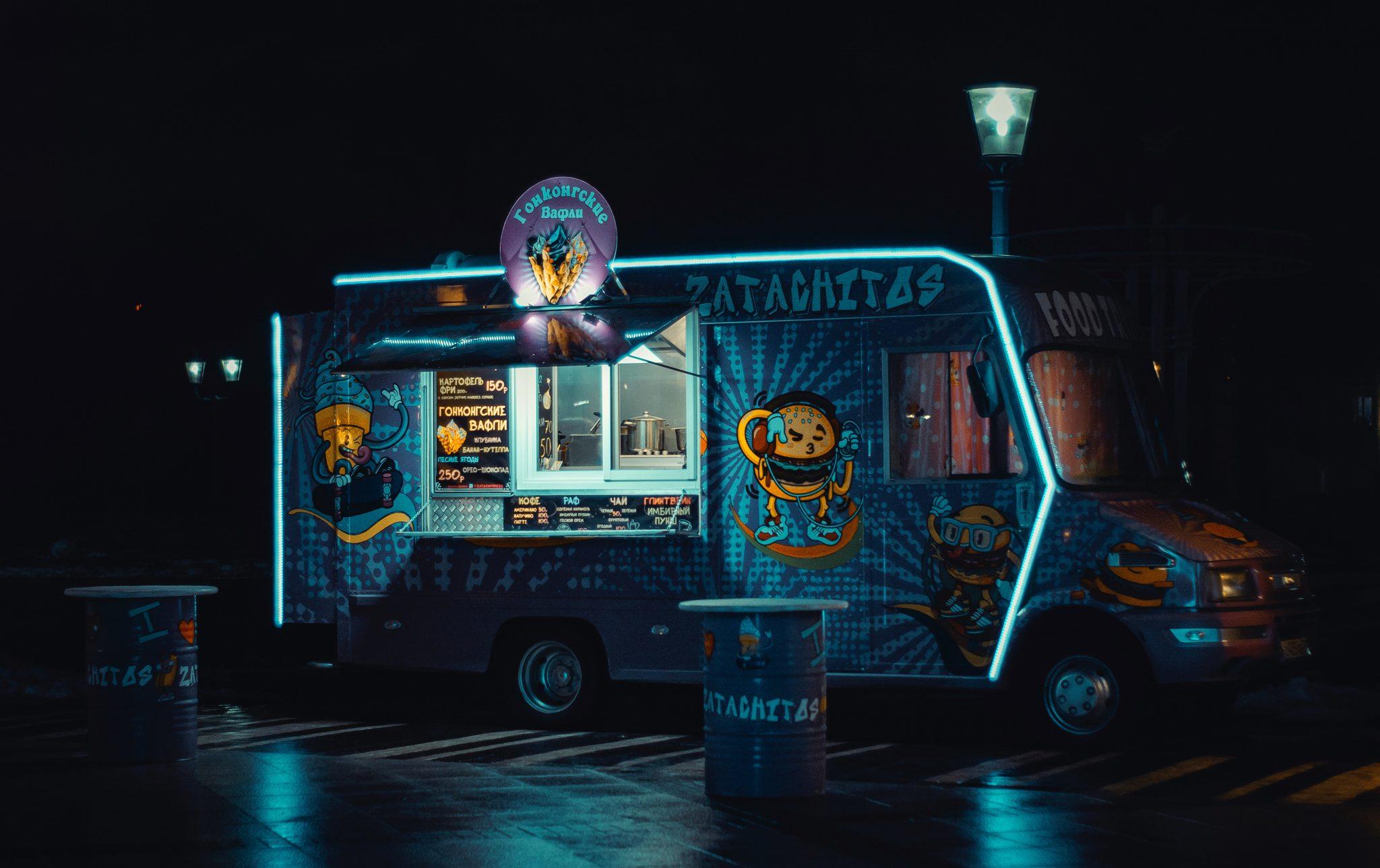 Oprogramowanie dla Food truck