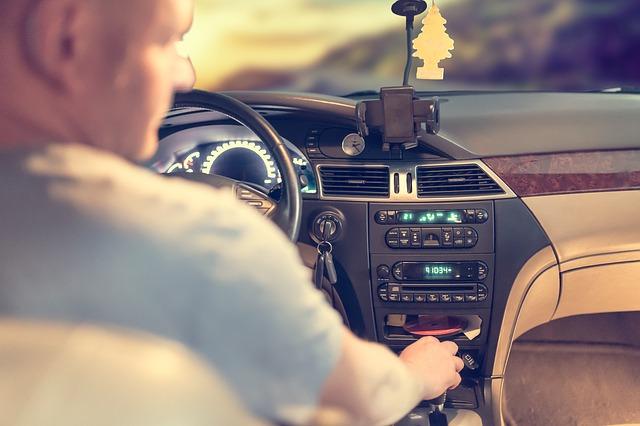 aplikacja dla kierowców